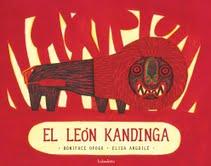 "PREMIO INTERNACIONAL PARA ""EL LEÓN KANDINGA"""